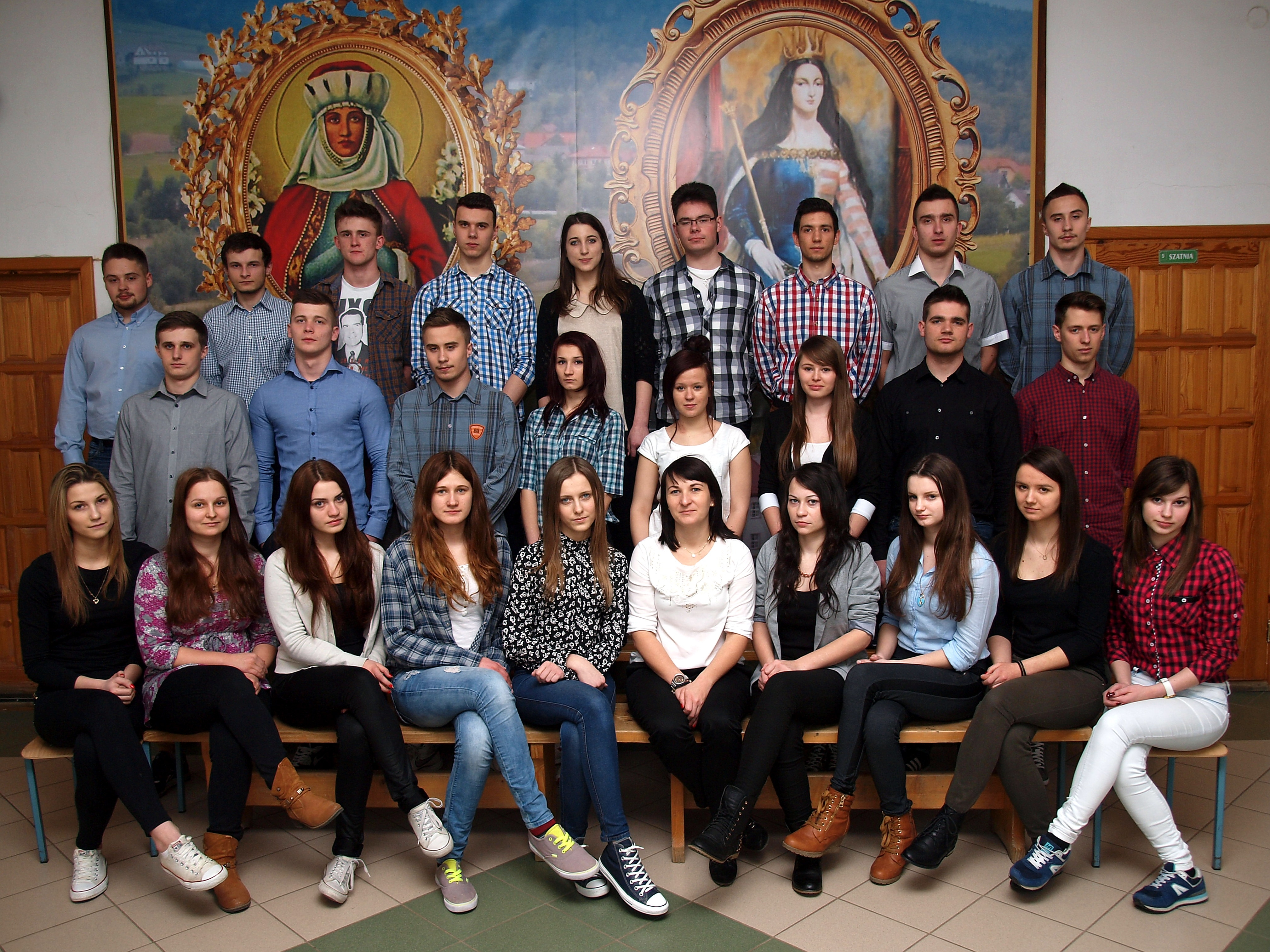 klasa III LO 2015